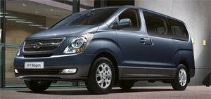 Hyundai Starex (H1)
