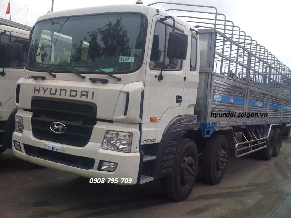 Ô tô tải Hyundai HD...