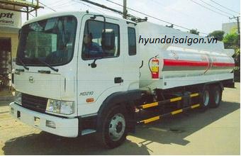 Xe bồn 17000 lít hyundai