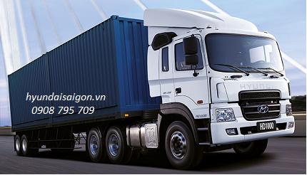 Xe đầu kéo Hyundai HD 1000 chất lượng cao về khí thải