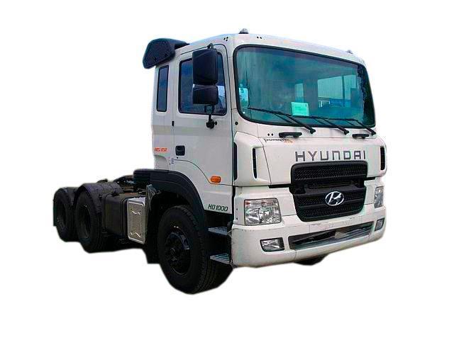 Xe đầu kéo hyundai HD 700