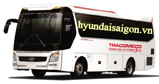 Xe Khách 29 chỗ Hyundai Global Noble