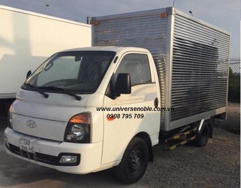 Xe Tải 1,5 tấn H150 Hyundai Thành Công lắp ráp 2018
