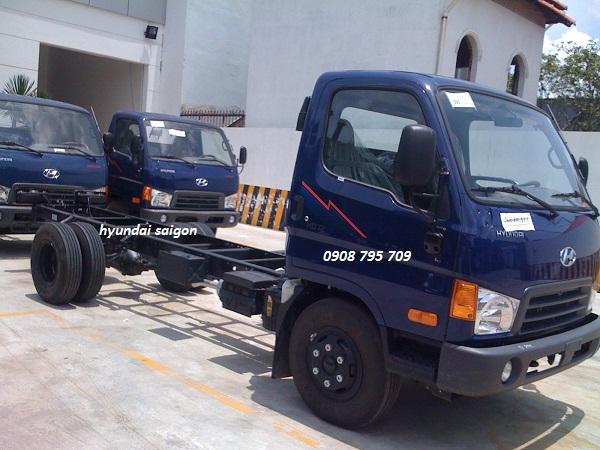 Xe tải hyundai HD99z
